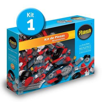 Imagen de Rasti Kit Nº 1 Accesorios
