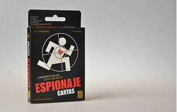 Imagen de ESPIONAJE CARTAS