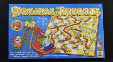 Imagen de Escaleras Y Toboganes