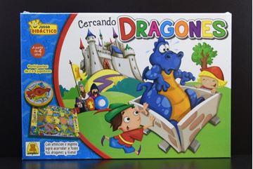 Imagen de Cercando Dragones