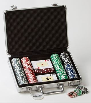 Imagen de Fichero Poker 200 X F/11.5 Grs Laser Con Valor