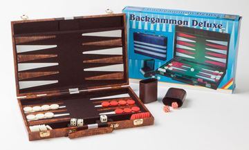 Imagen de Backgammon Attache mod 10664
