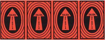 Imagen de Punto Salida de Bola Rectangular 100x65 - Plancha X 4 unidades