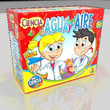 Imagen de AIRE Y AGUA