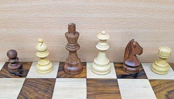 Imagen de Ajedrez Caja Tablero 30cm mod. G112