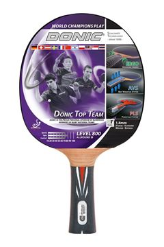 Imagen de Paleta Ping Pong Donic Top Team 800