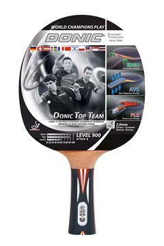Imagen de Paleta Ping Pong Donic Top Team 900
