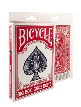 Imagen de Bicycle Big Box - Rojo