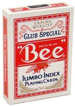Imagen de Bee Jumbo Index Rojo