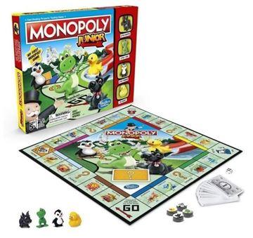 Imagen de Monopoly - Junior