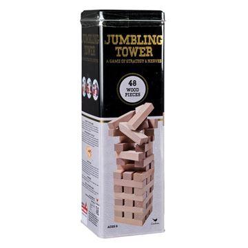Imagen de Torre de Equilibrio - Jumbling Tower