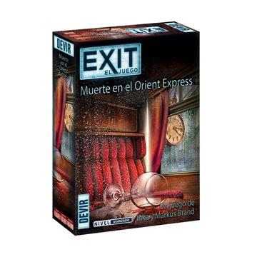 Imagen de EXIT MUERTE EN EL ORIENT EXPRESS