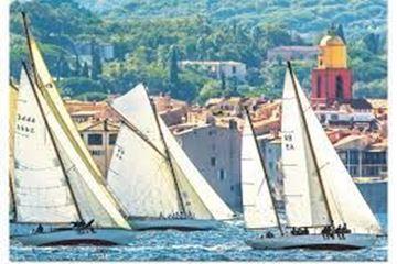 Imagen de Puzzle 1000 Piezas - La regata de Saint-Tropez