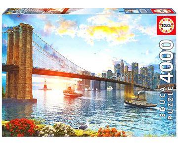Imagen de Puzzle 4000 Piezas - Puente de Brooklyn