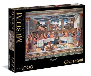 Imagen de Puzzle 1000 Piezas - La Ultima Cena - Rosselli