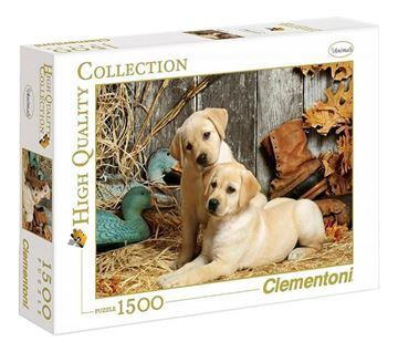 Imagen de Puzzle 1500 Piezas - HQC - Hunting dog