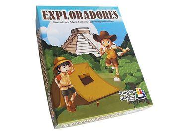 Imagen de Exploradores