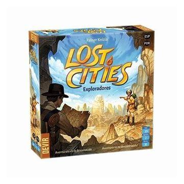 Imagen de LOST CITIES - EXPLORADORES