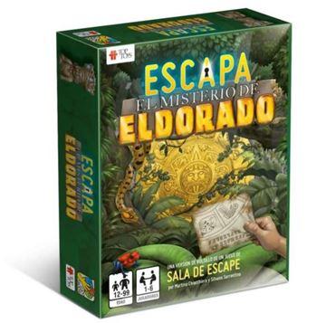 Imagen de Escapa! el misterio de Eldorado