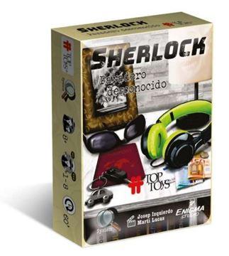 Imagen de Sherlock - Paradero desconocido