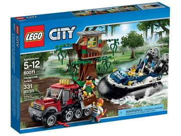 Imagen de Lego 60071 - Hovercraff arrest