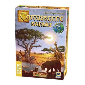 Imagen de Carcassonne Safari