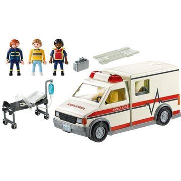 Imagen de Playmobil 5681 - Ambulancia