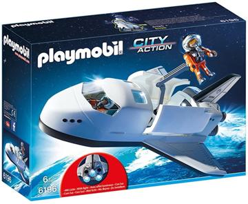 Imagen de Playmobil 6196 - Transbordador Espacial