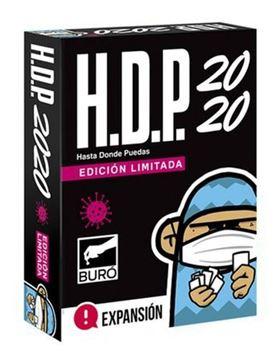 Imagen de HDP 2020 - Hasta Donde Puedas 2020