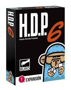 Imagen de HDP 6 - Hasta Donde Puedas 6