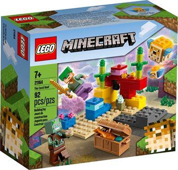 Imagen de Lego 21164 - El Arrecife de coral