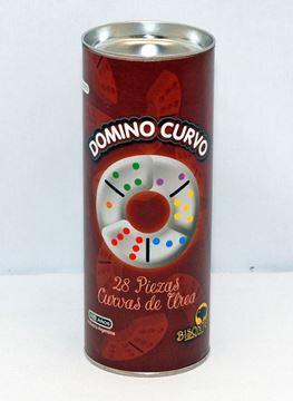 Imagen de Domino Doble 6 Curvo